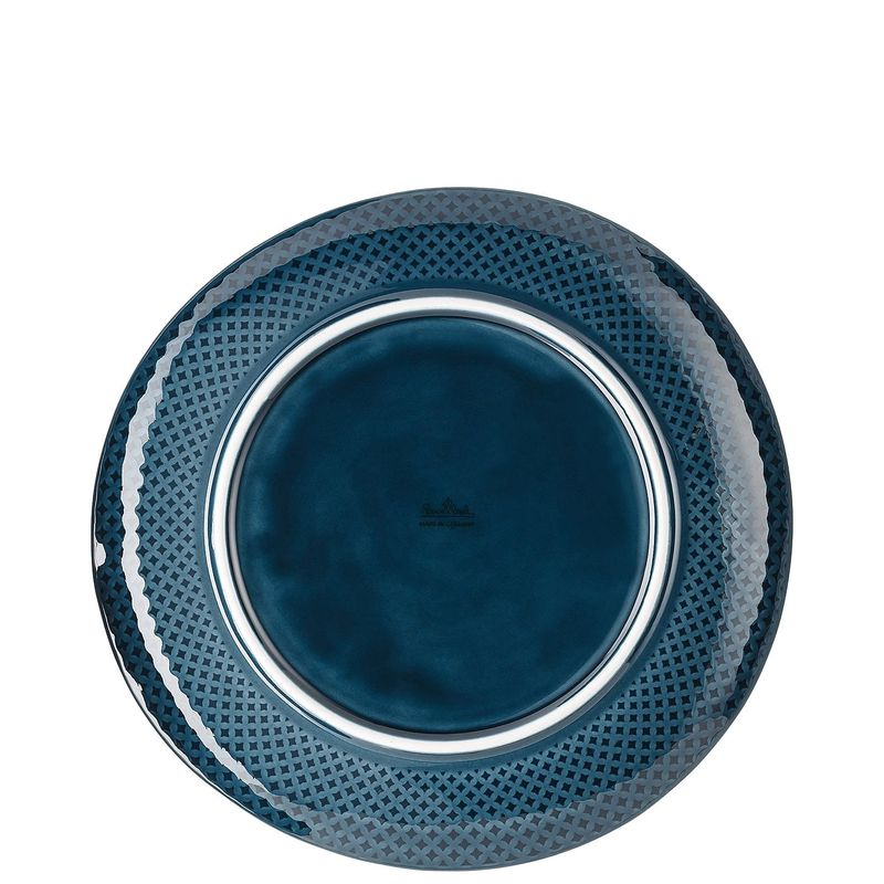Rosenthal Junto dinerbord ø 27cm - ocean blue