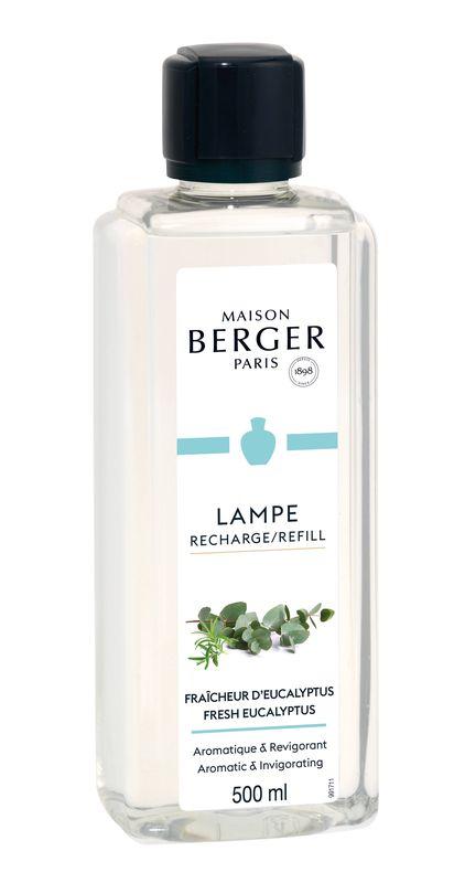 lampe-berger-navulling-500ml-fresh-eucalyptus