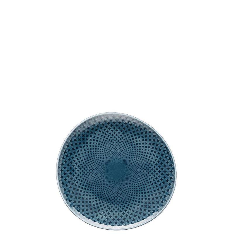 Rosenthal Junto gebaksbordje ø 16cm - ocean blue