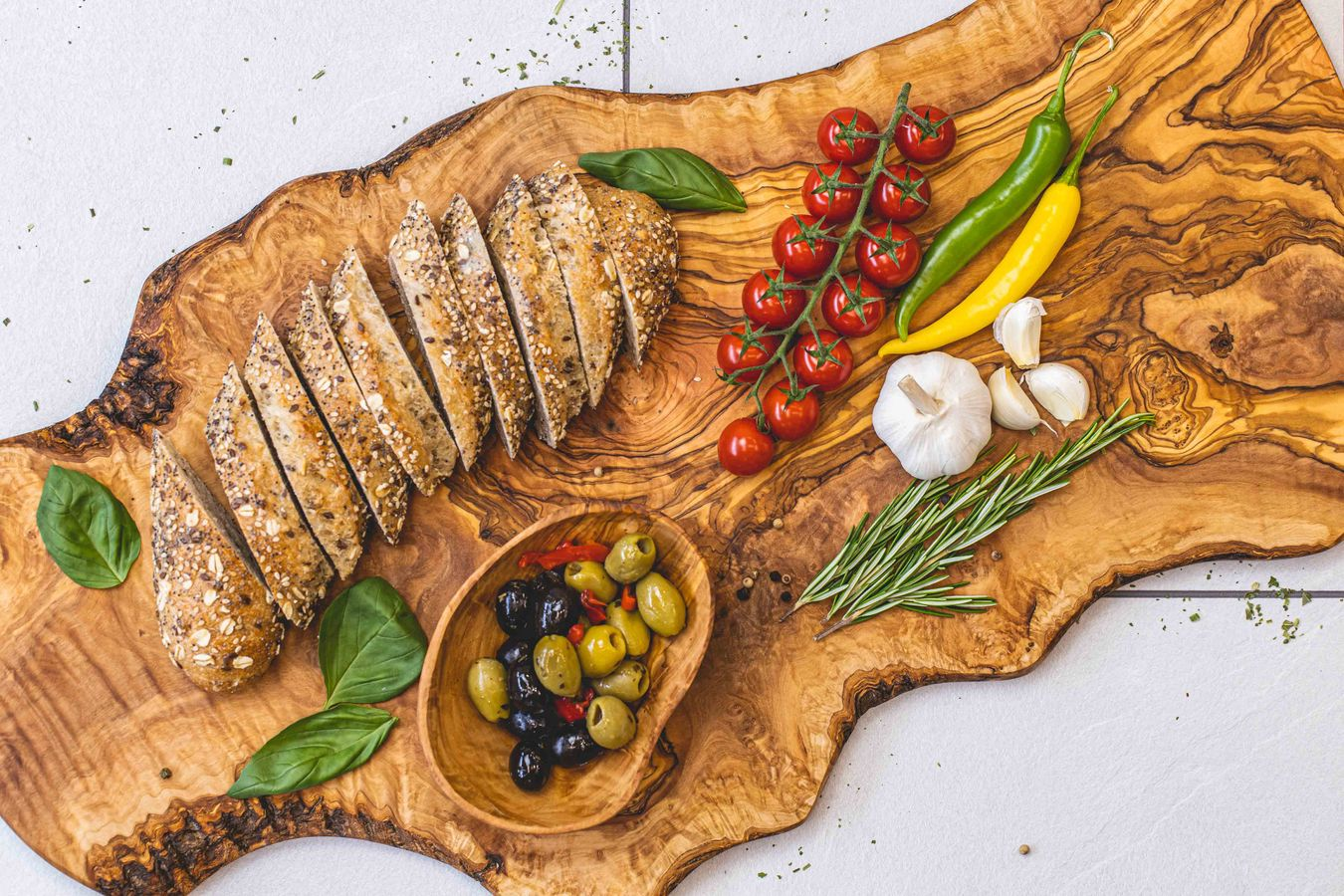 Serving boards or Tapas boards