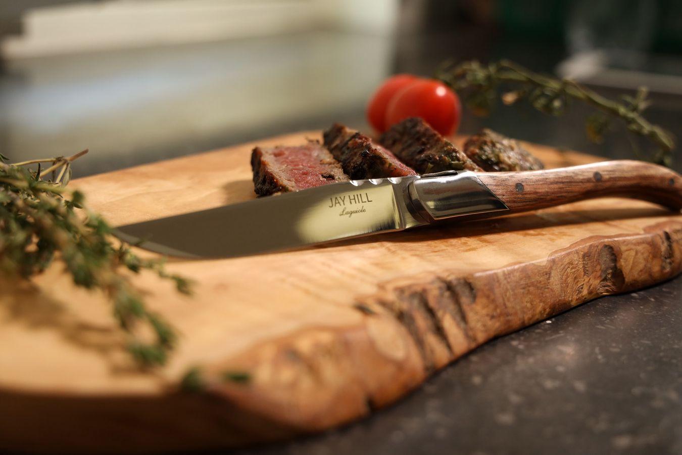 Jay Hill Laguiole Steakmessen