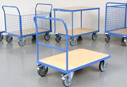plateauwagens-platformwagens