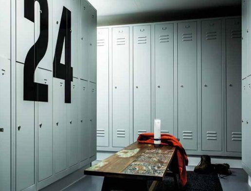 Garderobekasten en Lockers