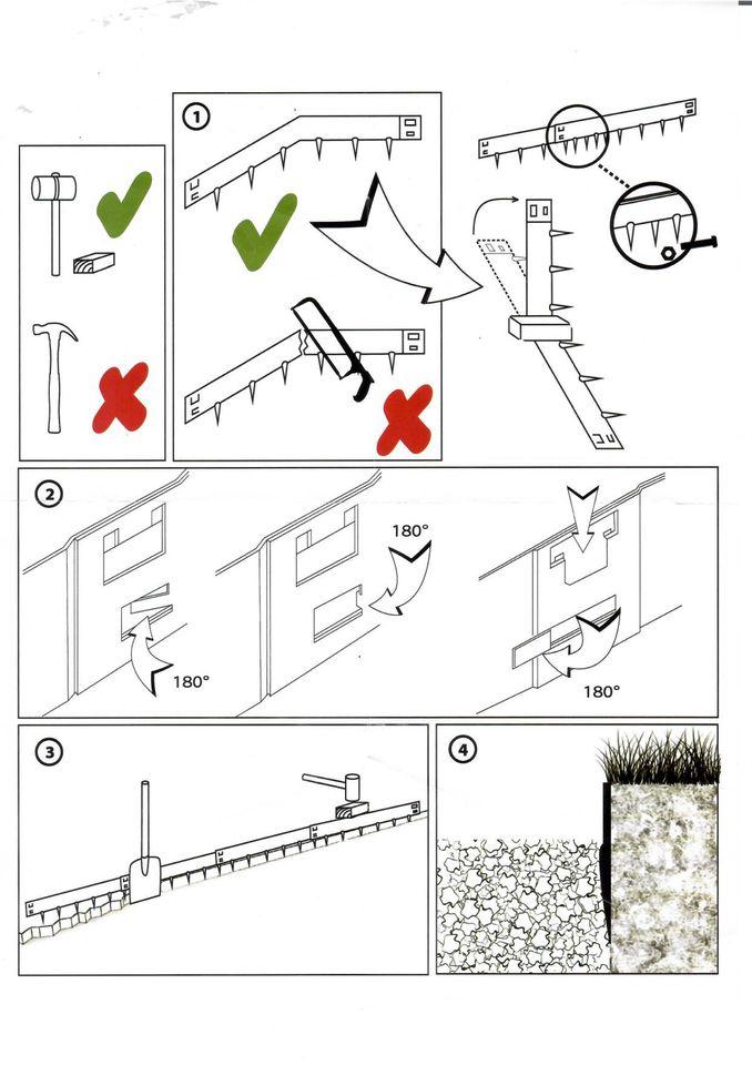 Gebruiksaanwijzing plaatsen cortenstaal
