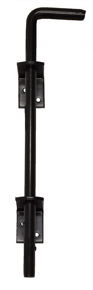 Grondgrendel Zwart 40 cm